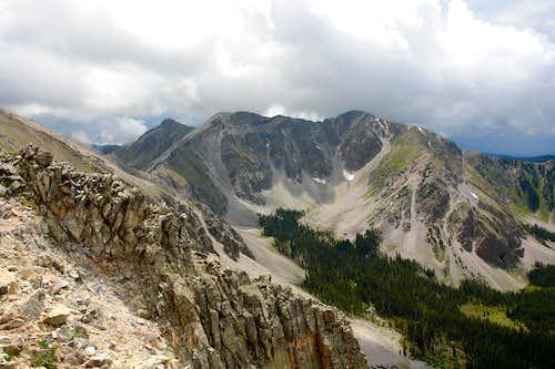 Truchas Peak (aka South Truchas Peak)