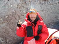 Losing a New Friend on Aconcagua's Polish Direct