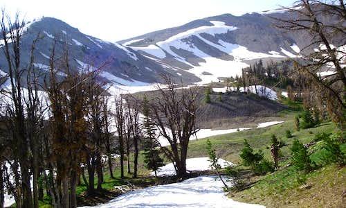 Avalanche Peak 2008