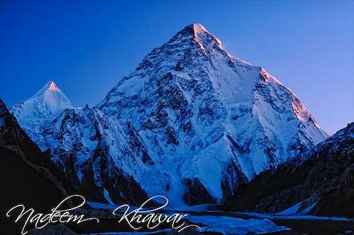 K2 at Sunrise