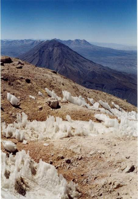 At the Summit - View to the...