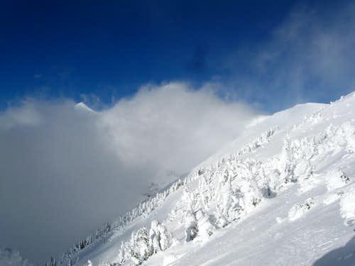 On the ridge to ESMP