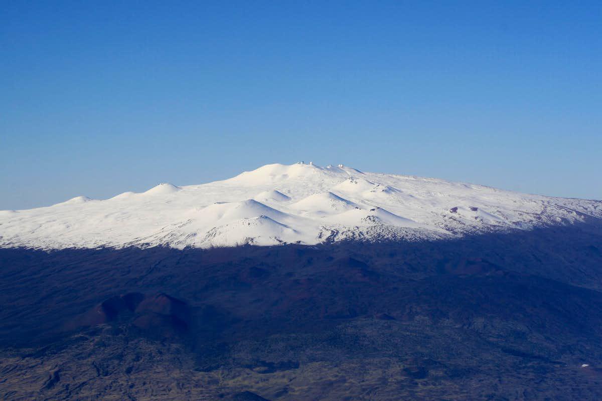 Mauna Kea Photos Diagrams Amp Topos Summitpost