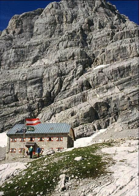Adamek hut [21 July 1989]