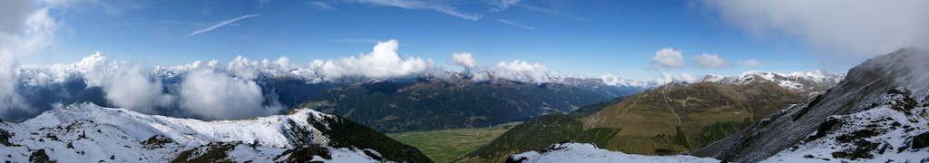 Vinschgau view