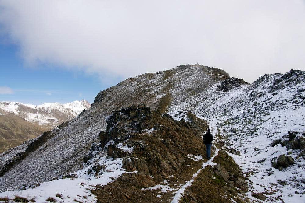 Hochjoch - Giogo Alto