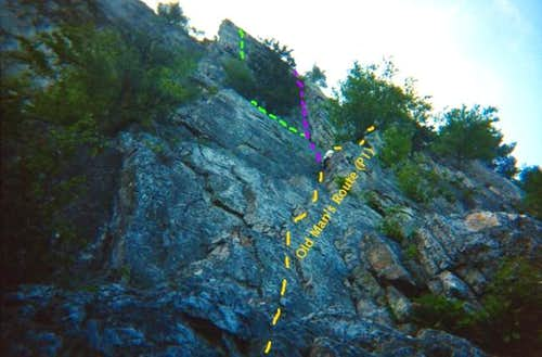 Old Man's Route (5.2)