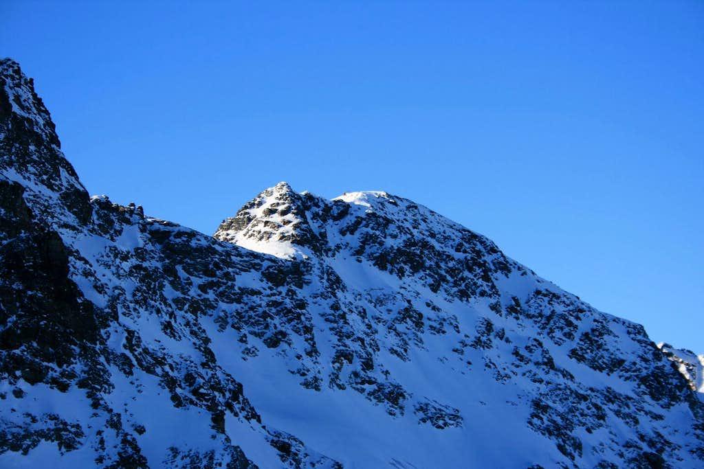 Schnapfenspitz, 3.219m