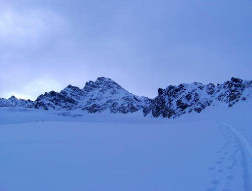 Dreiländerspitze, 3.197m