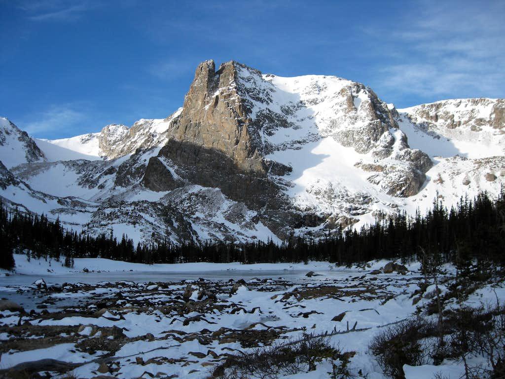 Notchtop Mountain