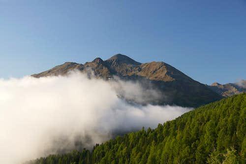Zehnerkopf (2675m), Elferspitz (2926m) , Zwölferkopf (2783m)