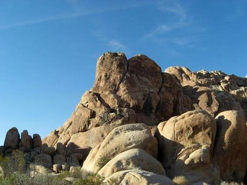 Bouldering the Wonderland of Rocks