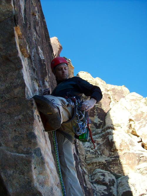 Ginger Cracks, 5.9