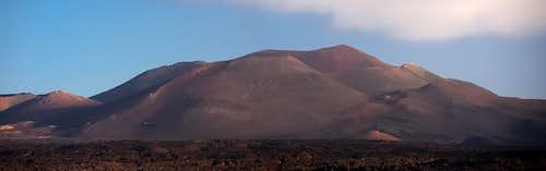 Las Montañas del Fuego