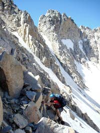 Climbing the Northwest Face