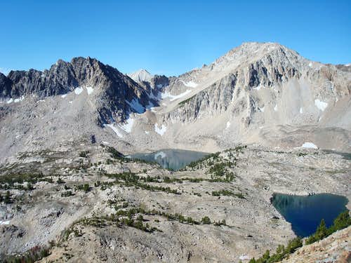 Tin Cup Lake Basin