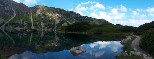 Lake Czarny Staw Gąsienicowy