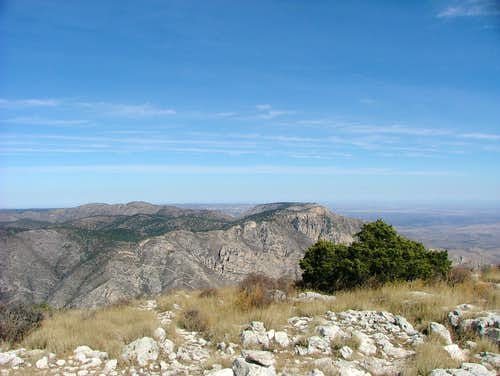 Guadalupe Mountains Nat´l Park.