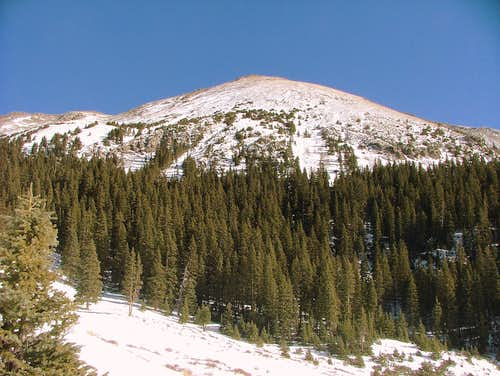 Wheeler Peak (NM)