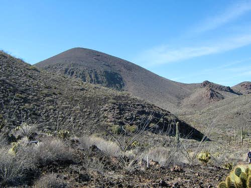 Pinacate Peak (Jan 09)