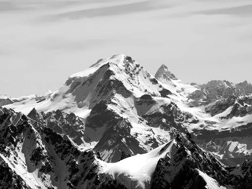 Views of Grand Combin