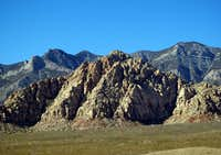 White Rock Springs Peak