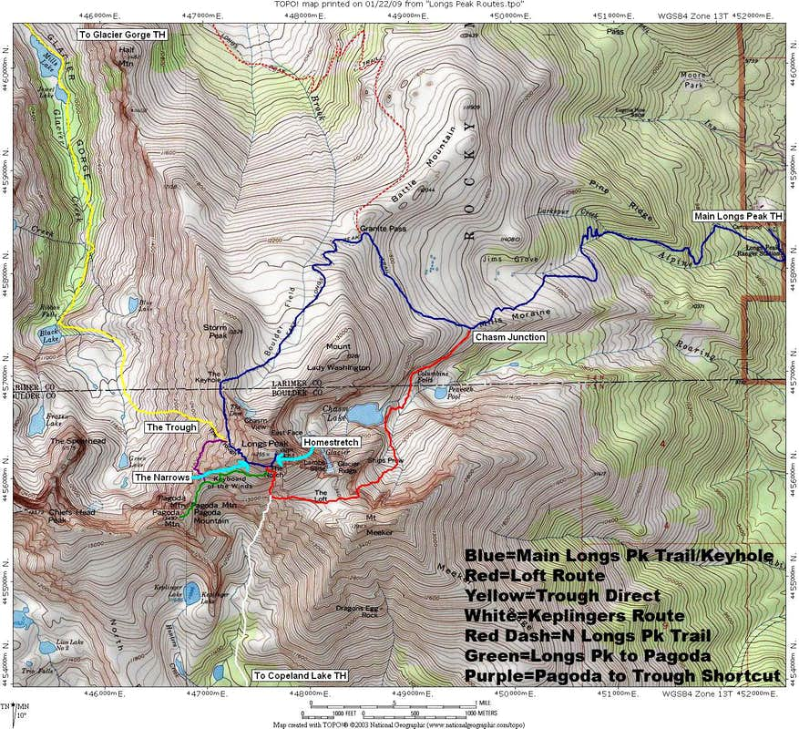 Keyhole to Summit | Hiking Longs Peak, CO - Mountainsmith