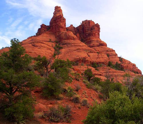 Bell Rock s Spire Aspires The Spirit In Me
