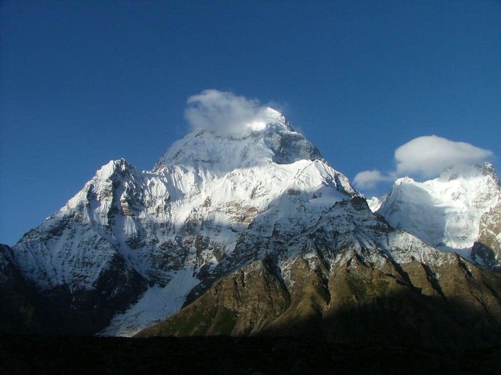 Makrong Chhish(6608-M), Karakoram, Pakistan