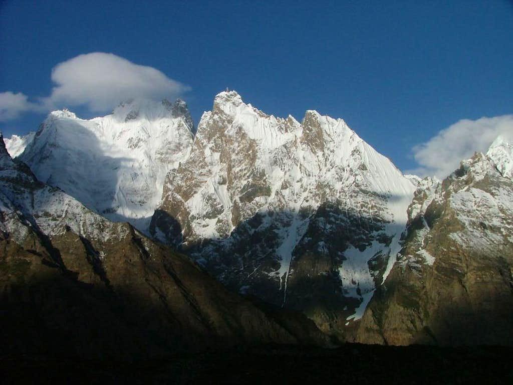 Ghandes Chhish (6346-M), Karakoram, Pakistan