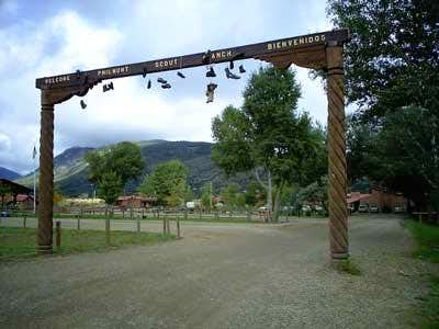 Philmont Camping Headquarters