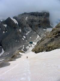 Monte Perdido, Pyrénées, Spain