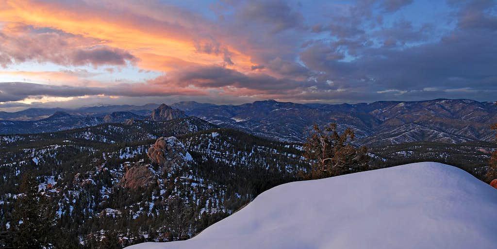 Raleigh Peak-Colorado