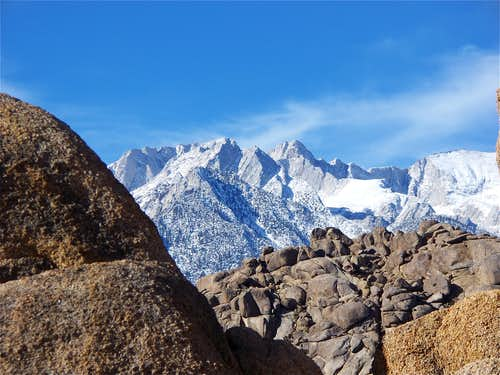 Mount Russell Massif
