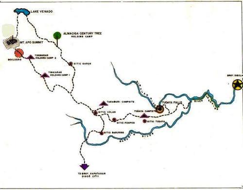 Apo Map