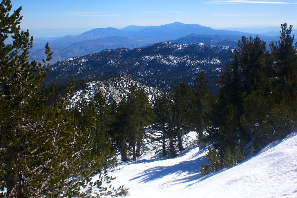On the South Ridge