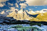 Emerald Peak Kings Canyon NP