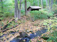 The Shandaken lean-to