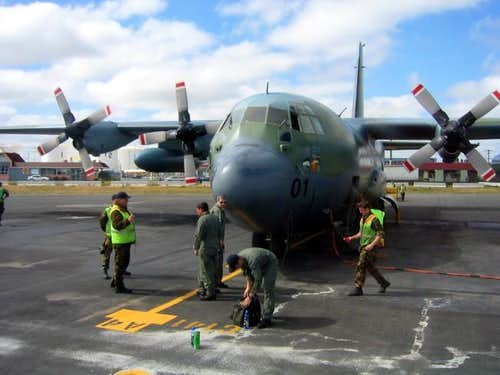 C-130 Hercules - the method...