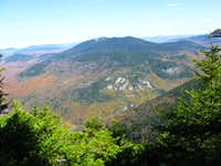 Baldpate Mountain full of color