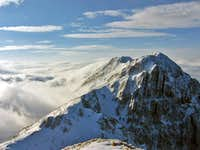 North ridge - Ţimbalele