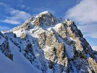 Ţimbalul Mare - north ridge