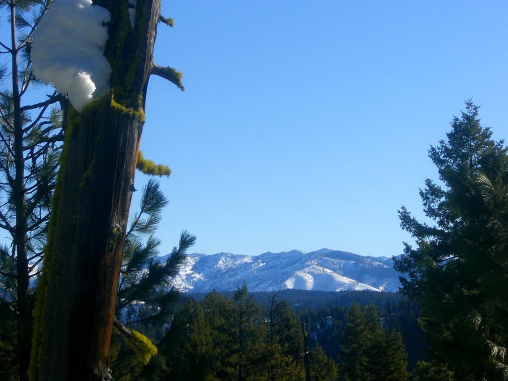 Boise Mountain View