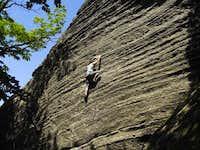 Mount Indyk climbing