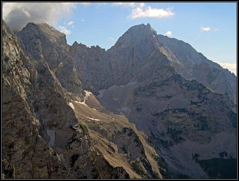 Grintovec and Kocna
