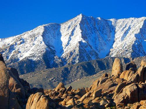 Wonoga Peak