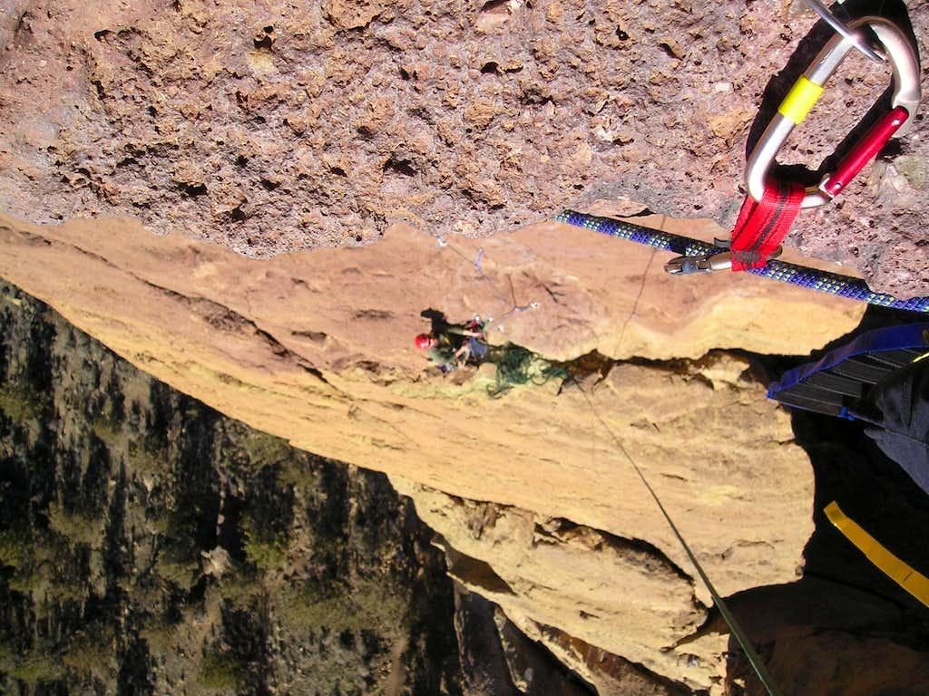Sarah at the top....