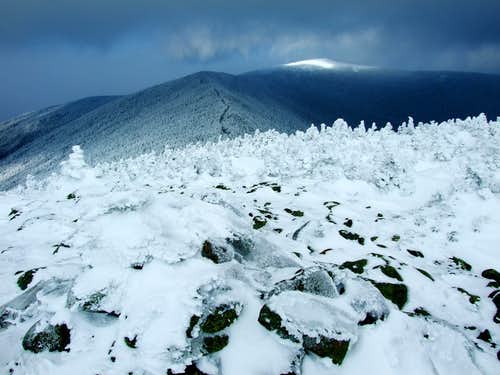 Moosilauke In Winter