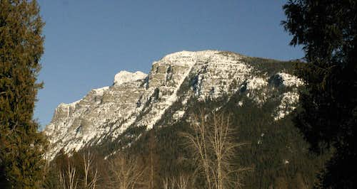 Mount Brown