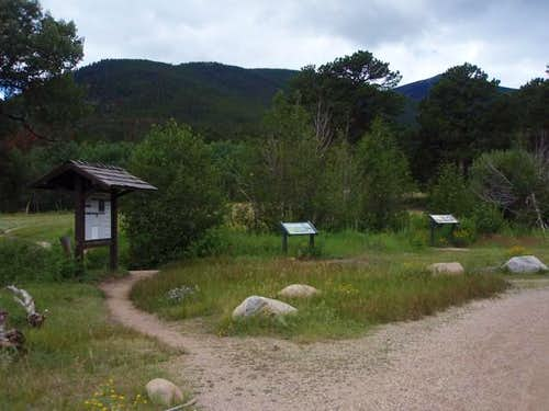 Upper Beaver Meadows Trailhead